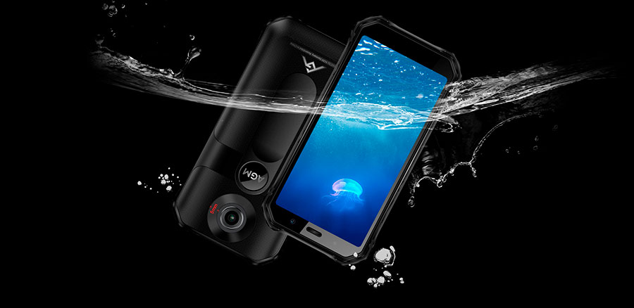New Original For AGM A9 Floating Module IP68 Waterproof