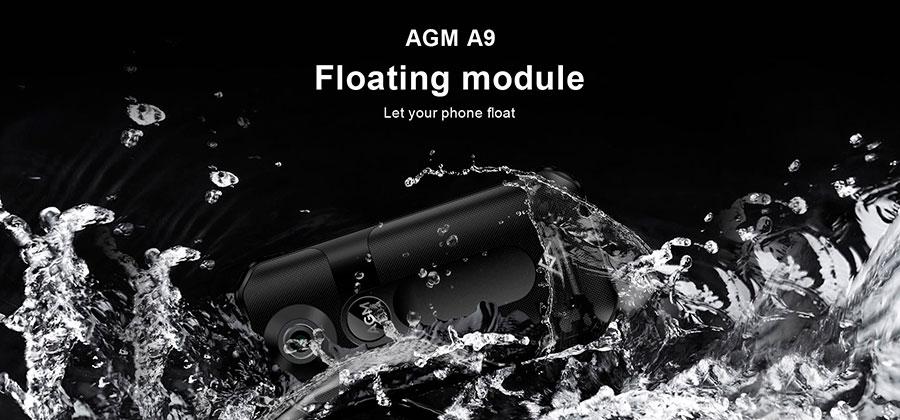 Чехол-поплавок для AGM a9