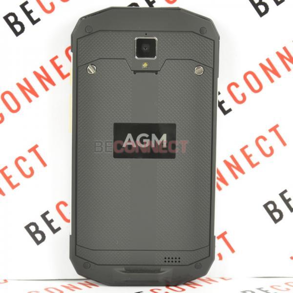 AGM A8 задняя поверхность
