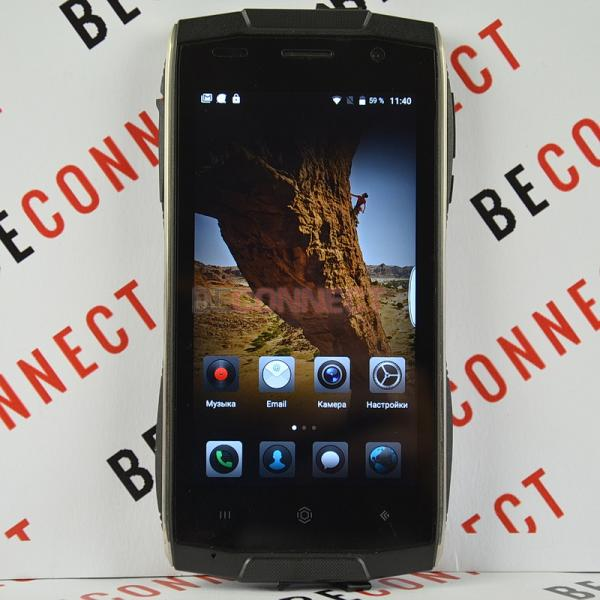 Zoji Z6 защищённый смартфон