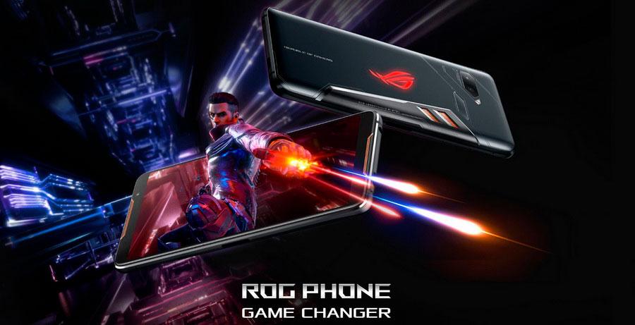 Asus ROG Phone 8/128Gb Black (ZS600KL-1A032EU)