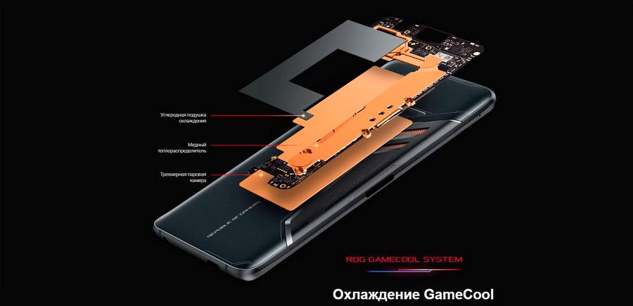 Компания ASUS представила игровой смартфон ROG Phone