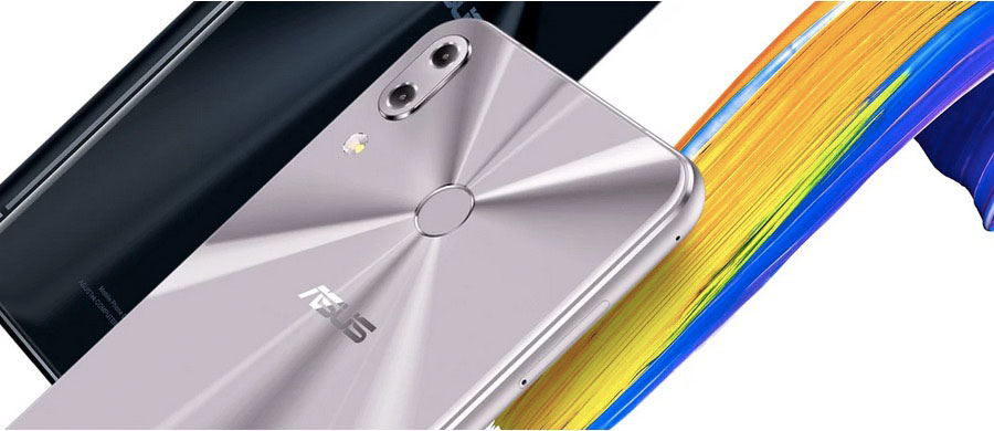 ZenFone 5 впечатляет своим изысканным внешним видом, высококачественными материалами и безупречным изготовлением.