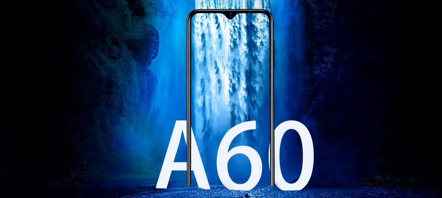 Blackview A60 Green получил модный для наших дней дисплей с каплевидным вырезом и нетипичной по размеру диагональю 6,088 дюймов