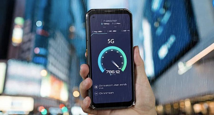 Blackview BL6000 Pro 5G 8/256GB Black is an IP68 & IP69K & MIL-STD-810G certified rugged phone