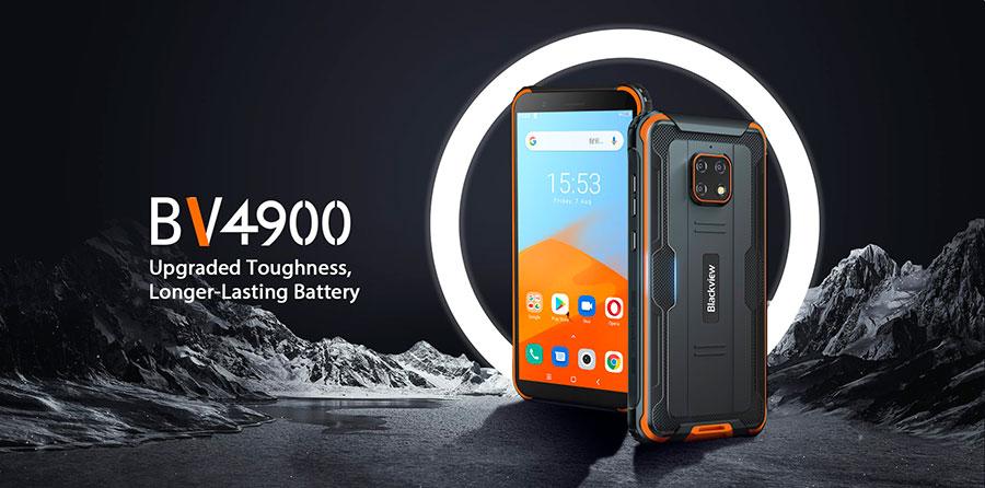 Blackview BV4900 3/32GB Black новая оптимизированая батарея в новой модели blackview 2021 года