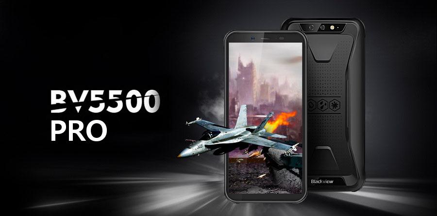 blackview bv5500 pro yellow обновленная модель 2019 года с памятью на 3/16 Гб