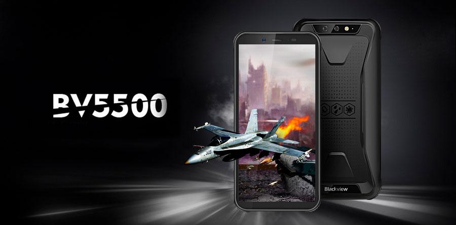 blackview bv5500 відповідає вимогам американського військового стандарту MIL-STD-810G