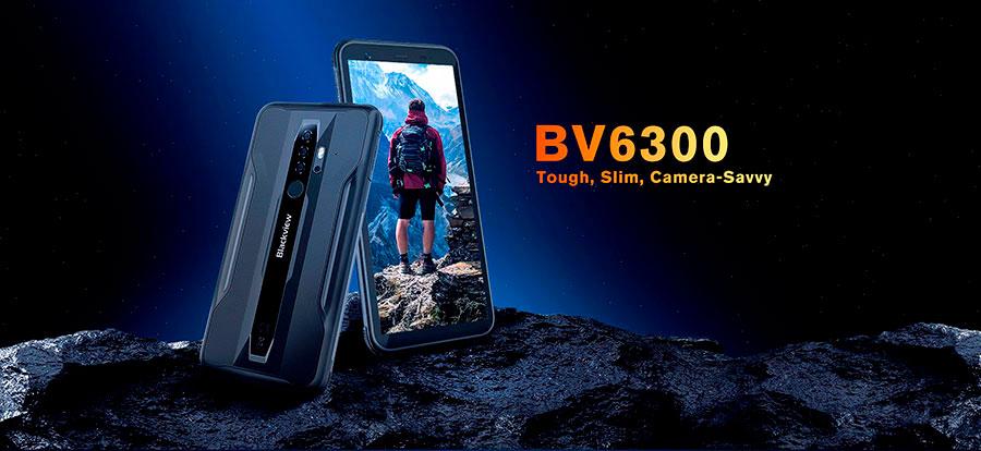 Blackview BV6300 3/32GB Black новинка от блеквью нованя урезаная версия на 3/32Гб
