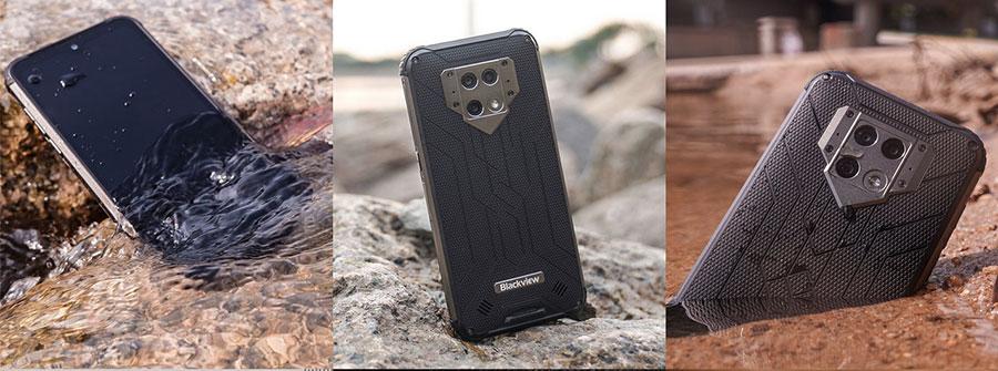 Blackview BV9800 надежная новинка от лидера защищенных смартфонов