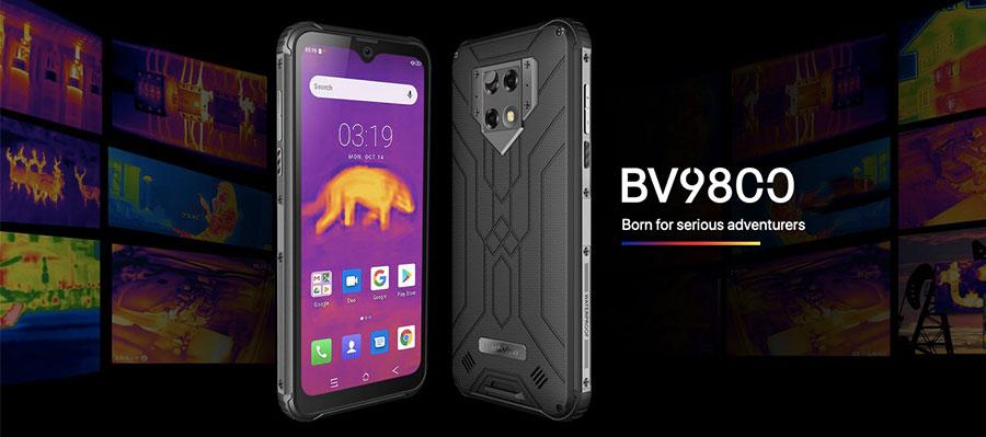 Blackview представила смартфон Blackview BV9800