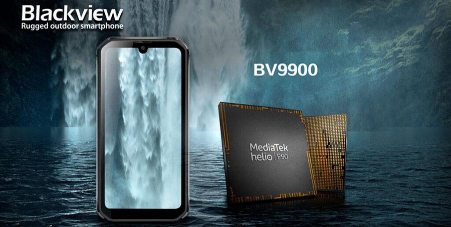 Blackview BV9900 с Helio P90, который появится до конца 2019 года