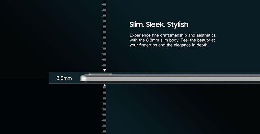 Blackview Tab 10 4/64Gb LTE Silver ультротонкий и стильный недорогой планшет