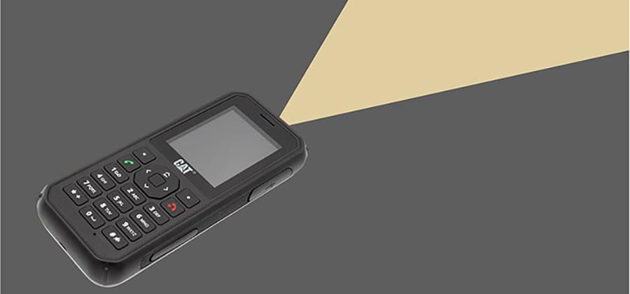 В Caterpillar Cat B40 внедрено применение передовых антимикробных средств защиты продуктов устанавливает новый стандарт гигиены для мобильных телефонов будущего.