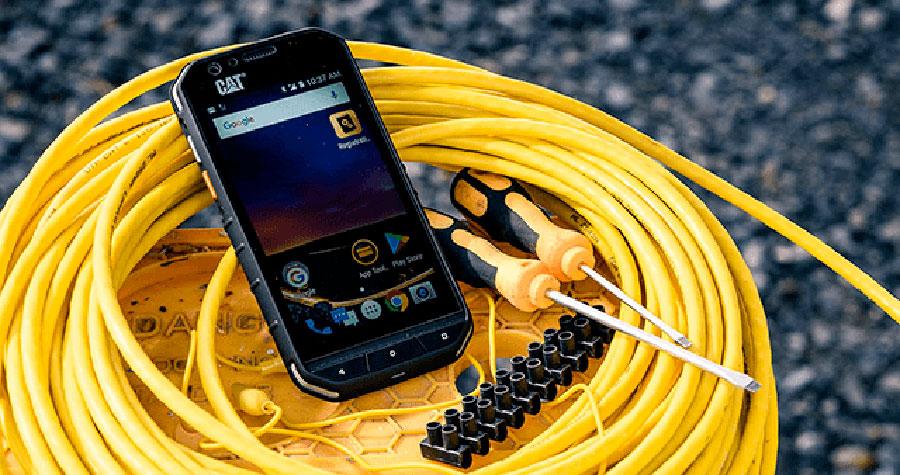 caterpillar cat s31 надежный защищенный смартфон от лучшего в мире производителя защищенных смартфонов