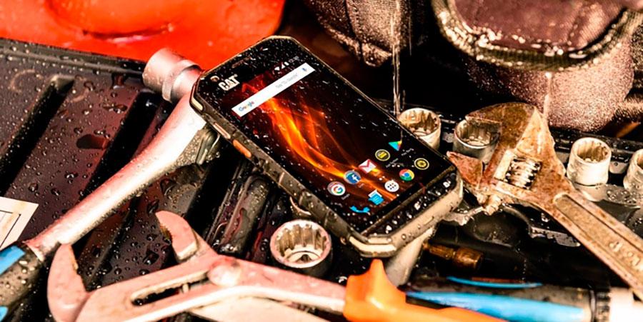 caterpillar cat s31 модель противоударного смартфона актуальна даже в 2020 году!
