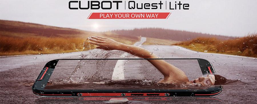 cubot quest lite 3 32gb black супер тонкий и защищенный смартфон в 2020 году