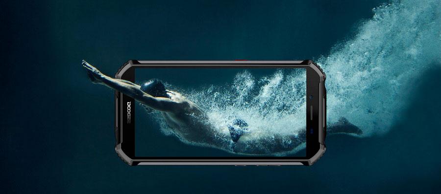 Защищенный смартфон Doogee S40 3/32Gb с NFC