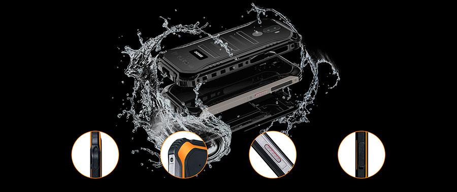 Doogee S40 Pro 4/64GB Black работает на базе чипсета Mediatek MT6726D и располагает 4 ГБ ОЗУ и 64 ГБ постоянной памяти
