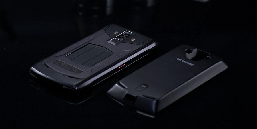DOOGEE S90 стильный защищенный модульный смартфон