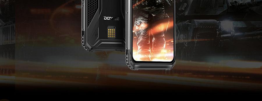 Doogee S95 Pro это модульная и защищённая модель смартфона