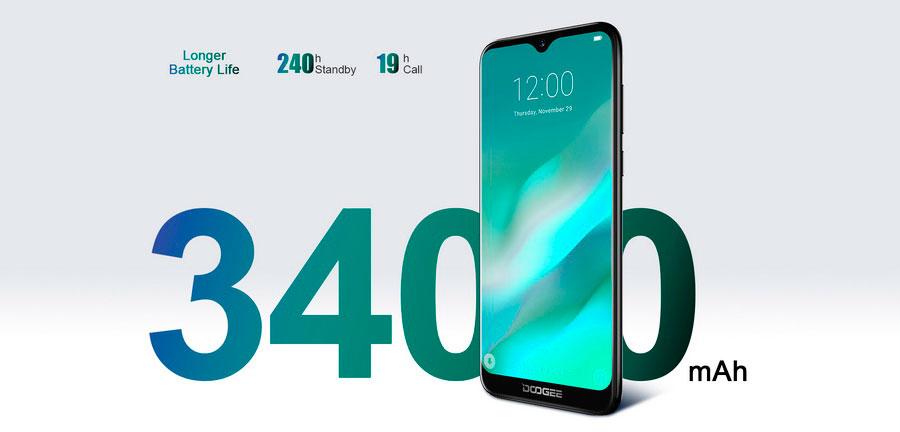 Doogee Y8 - первый смартфон от Дуги 2019
