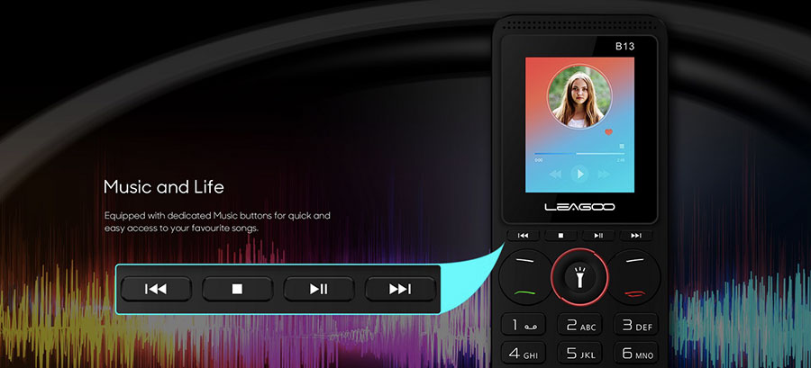 leagoo b13 black лучший кнопочный телефон в 2020 году