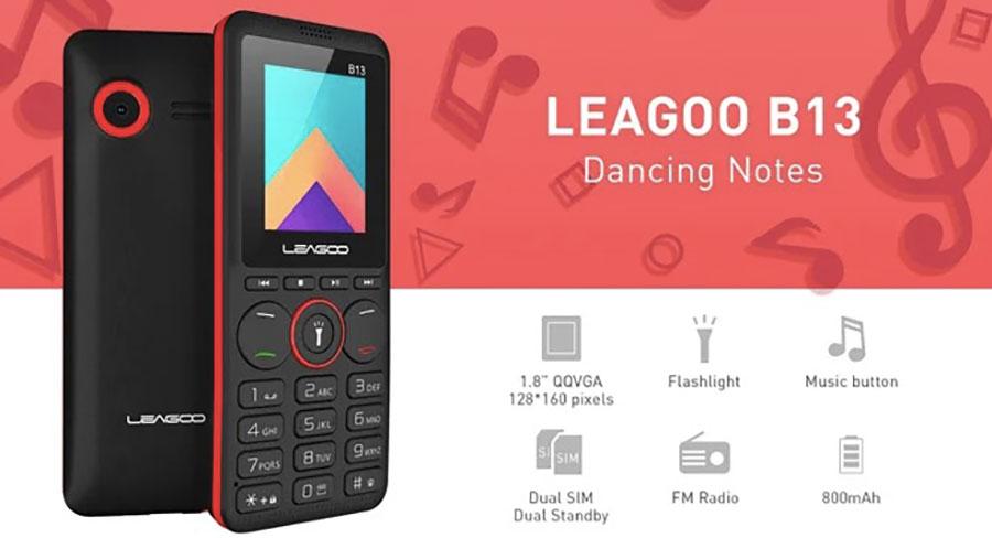 leagoo b13 самая популярная модель кнопочного телефона в 2020 году