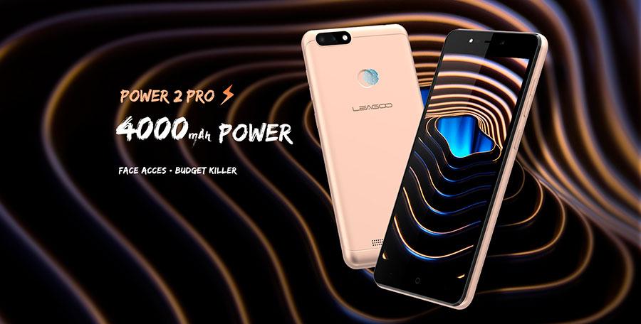 Leagoo power 2 pro надежный бюджетный смартфон