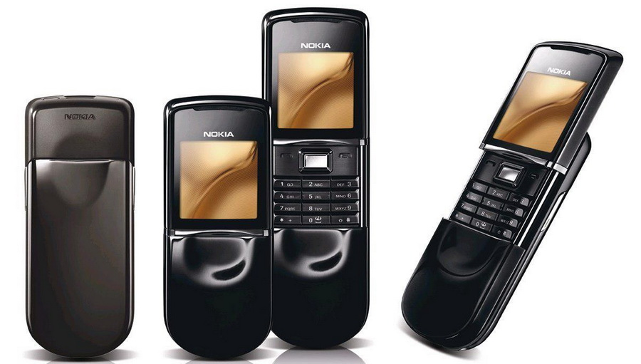 Nokia 8800 Sirocco Light (Оригинал) сборка made in Germany