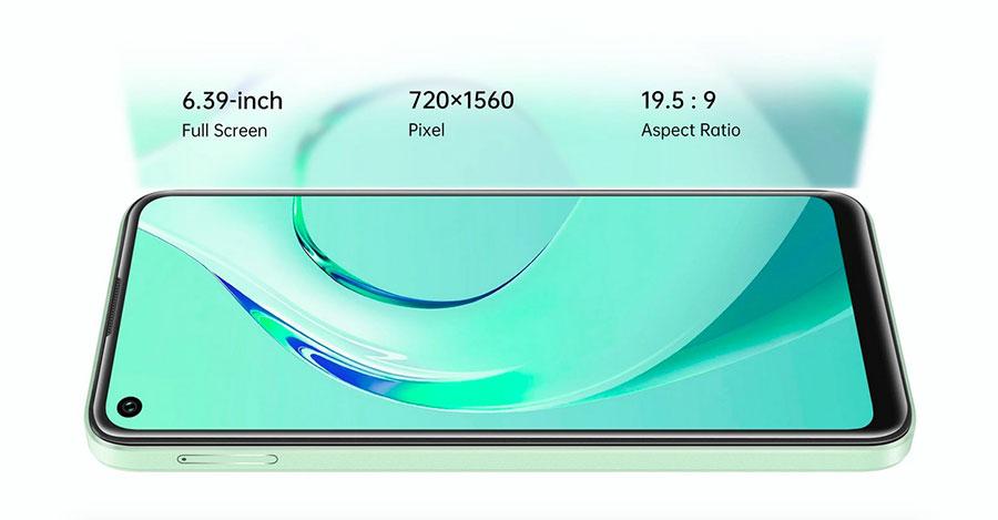 Oukitel C21 Pro 4/64Gb Green самые красивые цвета корпуса и сверх яркий экран