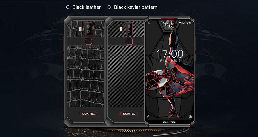 Oukitel K13 Pro 4/64GB Leather Black имеет функцию Двойная SIM