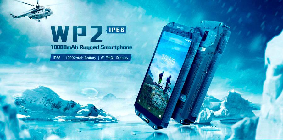Смартфон OUKITEL WP2 4G 6,0 дюймов