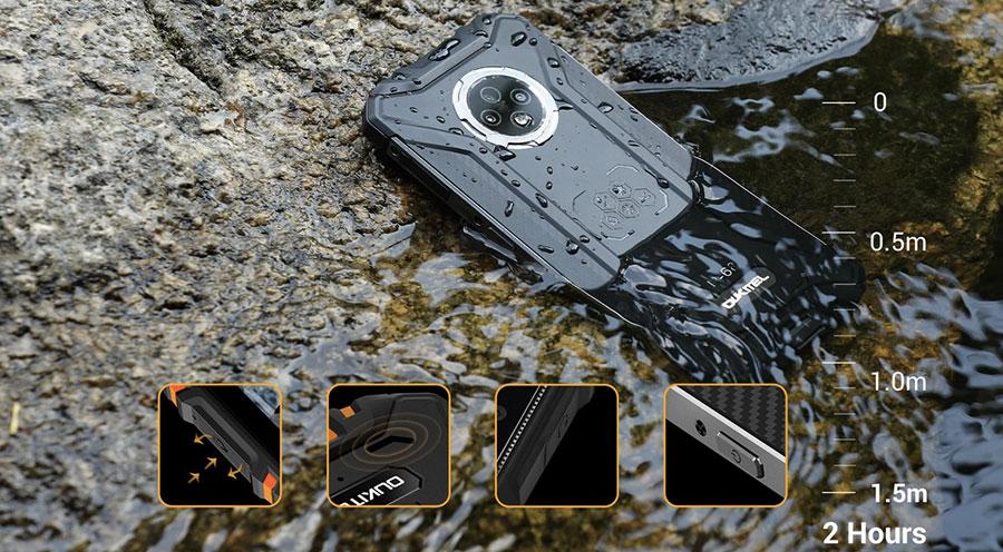 Oukitel WP8 Pro 4/64GB Orange поступит в мировую продажу 25 сентября по доступной цене в 120 долларов