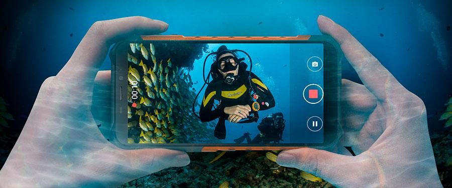 Ulefone Armor X5 Pro 4/64GB Black компактность, полная защита и NFC