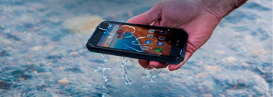 ащищённый смартфон Ulefone Armor X6 2/16GB Black в Украине, Юлефон Армор Икс6