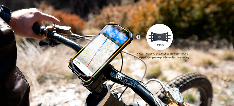 Ulefone Armor X8 4/64GB Yellow защищенный смартфон начального уровня